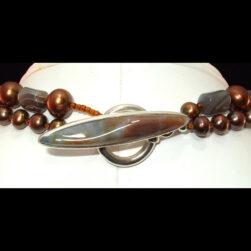 Copper Vision clasp