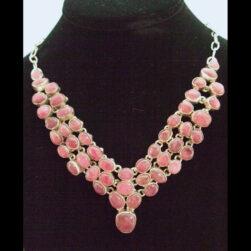 Tourmaline Twist Necklace