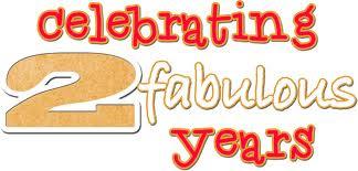 2 year celebration!